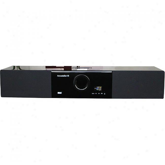 Noah Acoustabar Ibar All-in-one 340-watt Home Theater System With Built-in Subwoofer, Acoustabar Ib