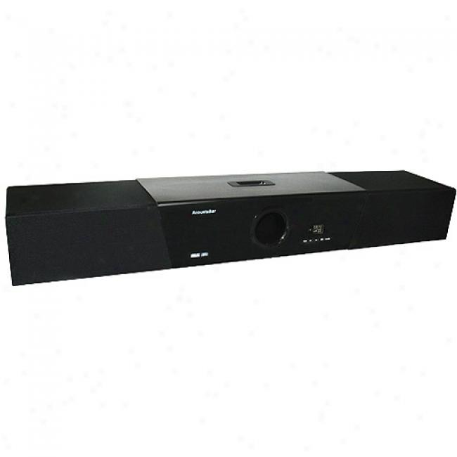 Noah Acoustabar Sd All-in-one 520-watt Home Theater Order With Built-in Subwoofer, Acouatabar Sd