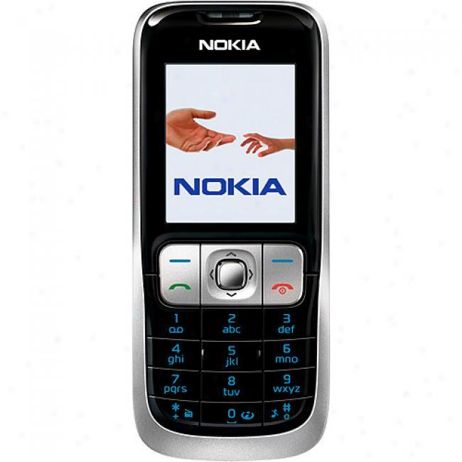 Nokia 2630 Handset iWth Vga Camera (unlocked Gsm)