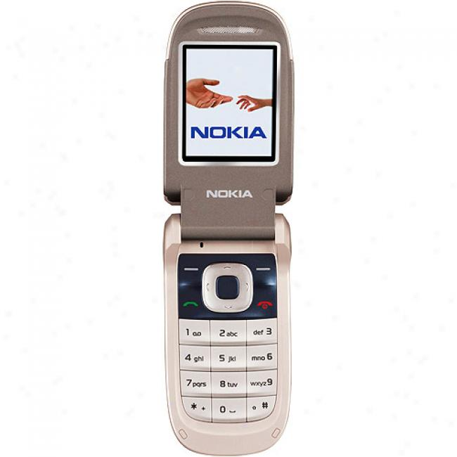 Nokia 2760 Mobile Gsm Phone, Unlocked