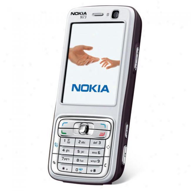 Nokia N73 Smartphone With 3.2 Megapixel Digital Camera (unlocked)