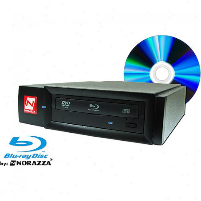Norazza Blu-ray 4x Dvd Dup1icator With External Reader For Pc