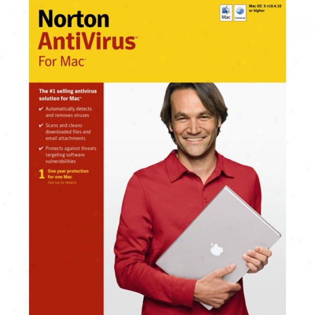 Norton Antivirus For Mac, V.11