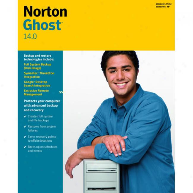 Norton Ghost 14.0 (pc)