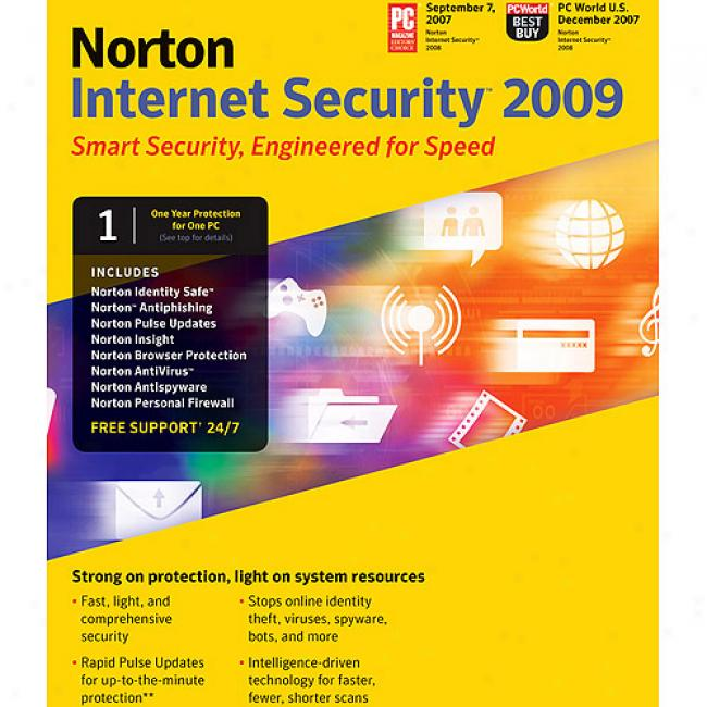Norton Internet Security 2009 (pc)