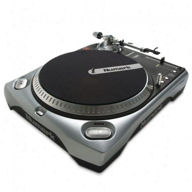 Numark Direct-drive Fusion Dj Turntable
