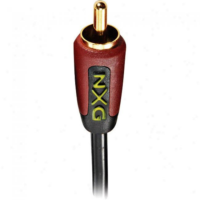 Nxg Basix Series Shielded Composite Video Cable - 6 Meter