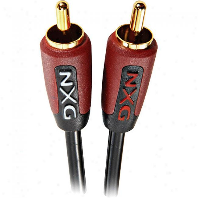 Nxg Basix Series Stereo Audio Cable - 10 Meter