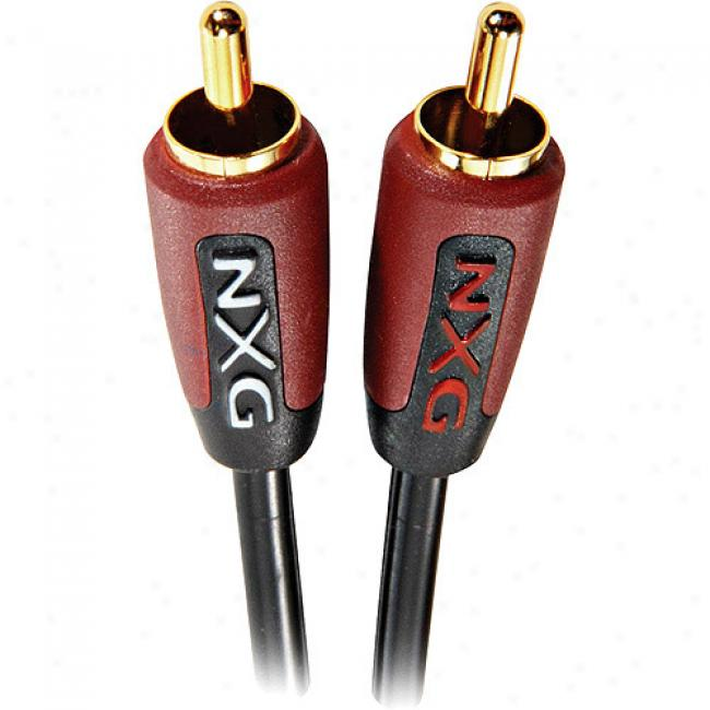 Nxg Basix Series Stereo Audio Cable - 20 Meter