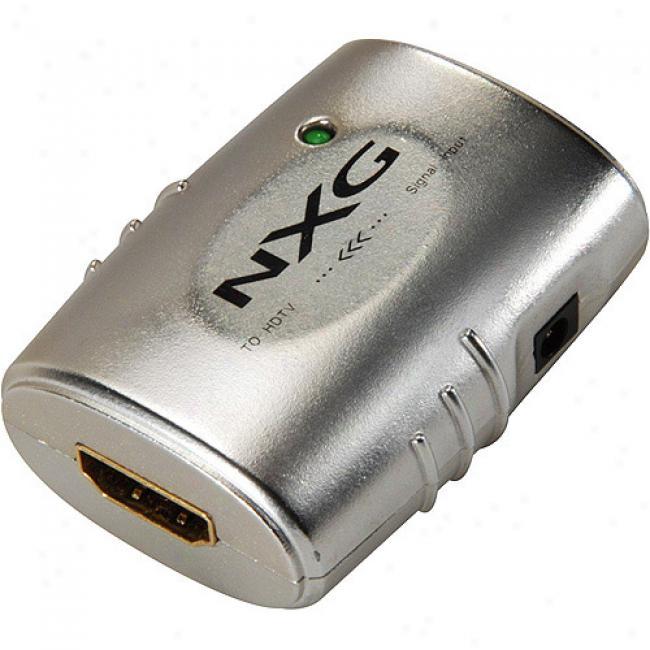Nxg Enhanced Performance Hdmi Repeater/extender