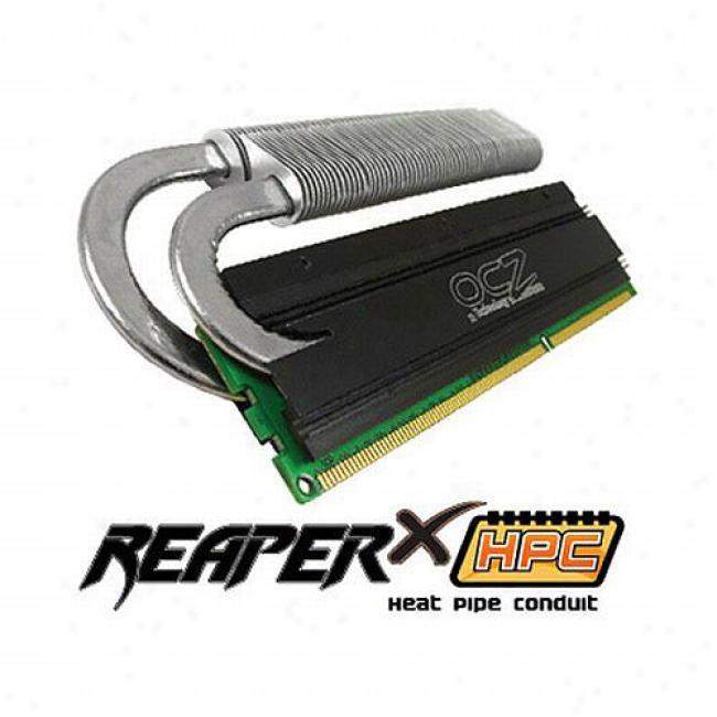 Ocz 2gb Pc3-10666 Ddr3 Reap3rx Hpc1 333mhz Memory Kot W/ Heatspreader