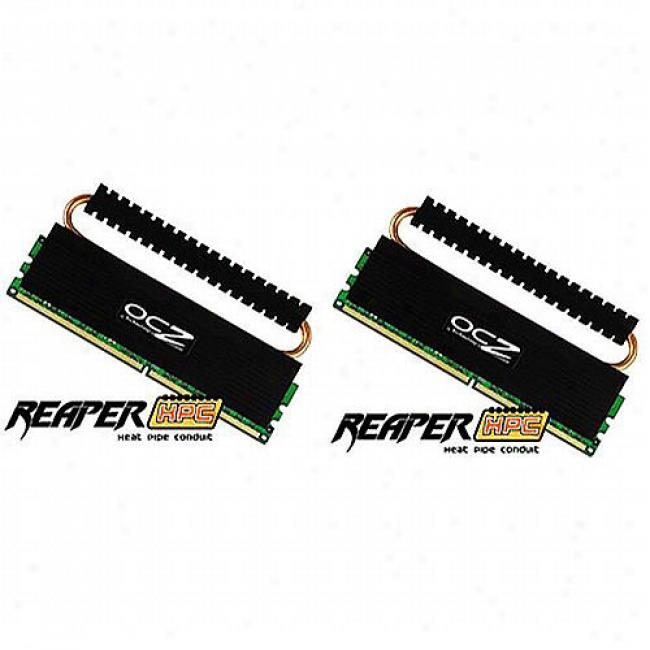 Ocz Ddr2 Pc2-8500 Reaper Hpc Edition 4gb Desktop Memoey Kit