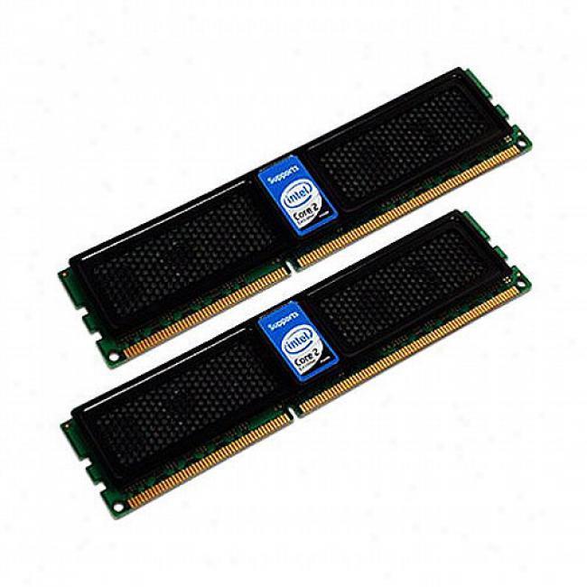 Ocz Pc3-12800 Ddr3 IntelE xtreme Edition 4gb Desktop Memory Kit