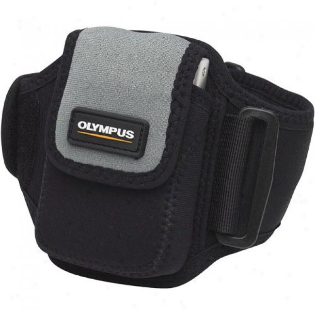 Olympus Digital Cmera Neoprene Armband Case, Gray