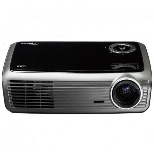 Optoma 2200-lumen Dlp Projector, Ep721