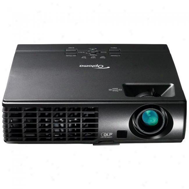 Optoma 2500-lumen Dlp Projector, Ep7155