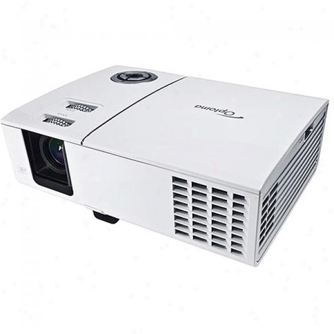 Optoma Hd71 Multimedia Projector 1280 X 720 Wxga, 6.3lb
