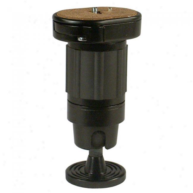Osn Ball Socket Head & Collar Lock System Tripod Mount