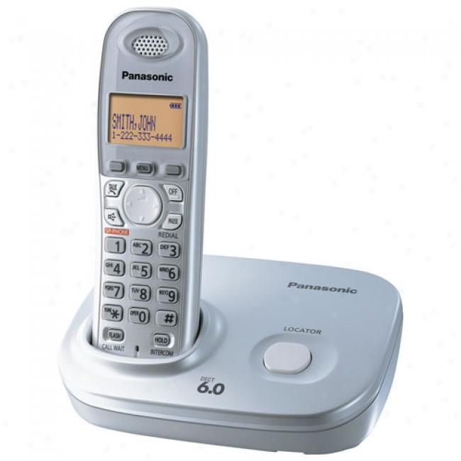 Panasonic 6.0dect Cordless Phone, Kx-tg6311s