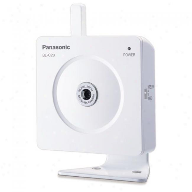 Panasonic Bl-c20a Wireless Network Camera