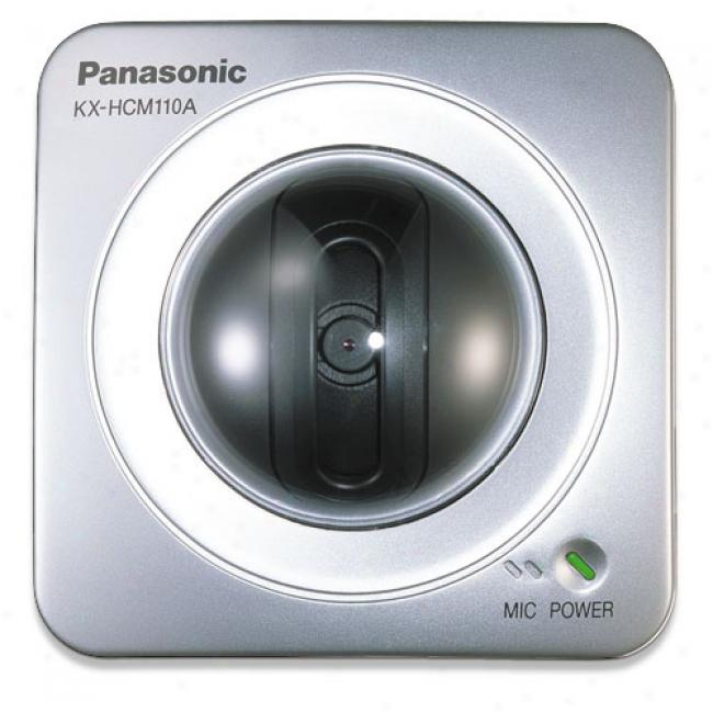 Panasonic Kx-jcm110a Network Camera With 2-way Audio