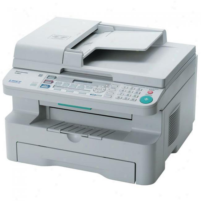 Panasonic Kx-mb781 Multifunction Scanner/copier/fax/phone/printer