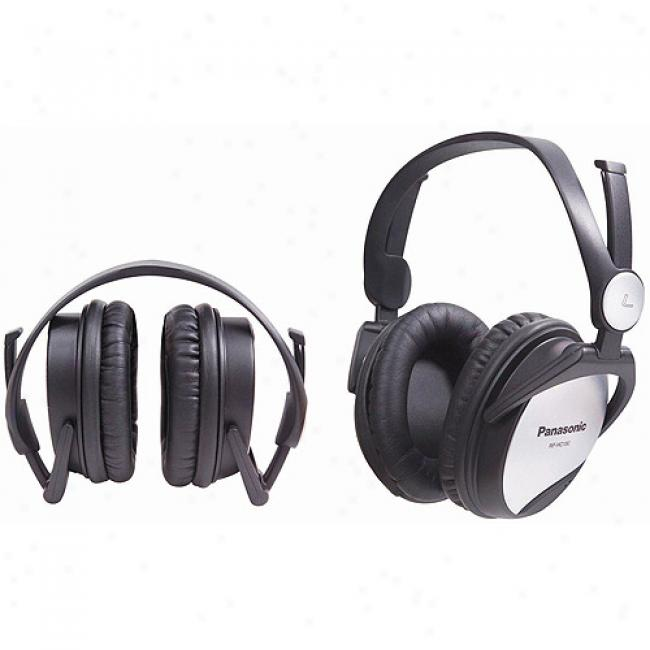Panasonic Noise-cancelling Monitor Headphones