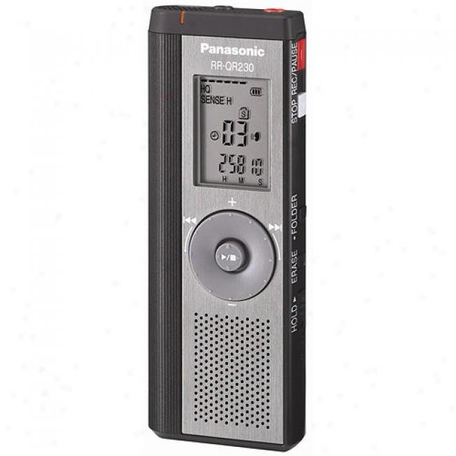 Panasonic Voice Recorder