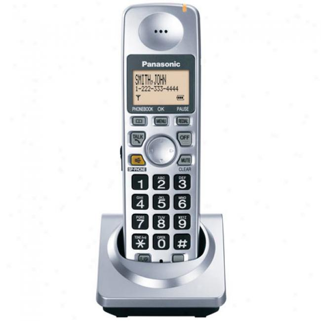 Pansonic Dect 6.0 Expansion Handset For Kx-tga1032s/1033s/1034s - Kx-tga101s