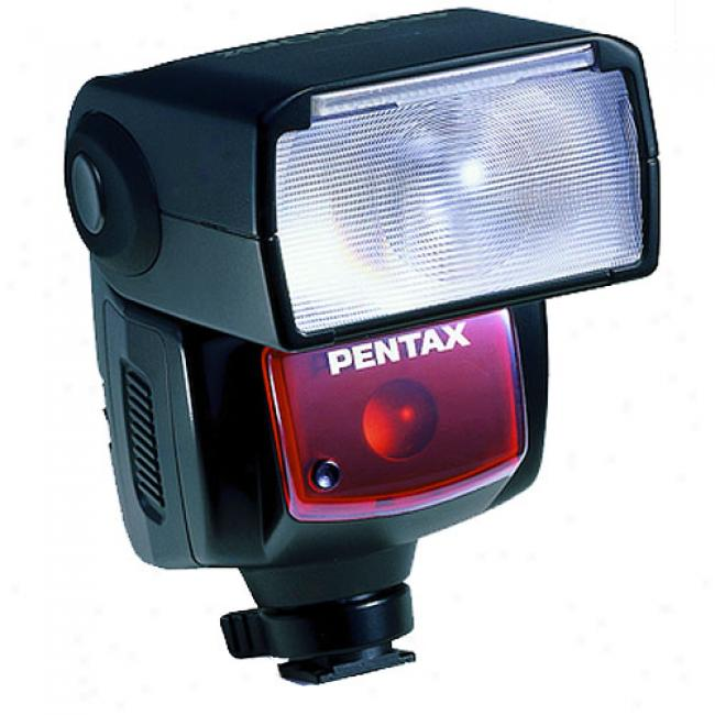 Pentax Af 360fgz Flash For Ist 'd' Series Digital Slr Cameras