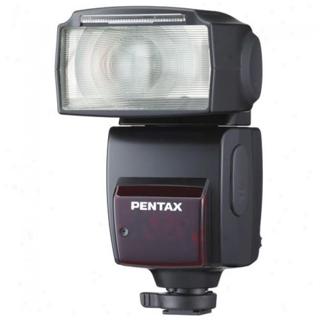 Pentax Af540fgz Momentary blaze For Pentax Digital Slr Cameras