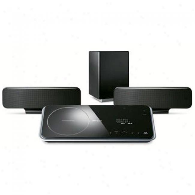 Philips 2.1 Dvd Home Theatre 1080p