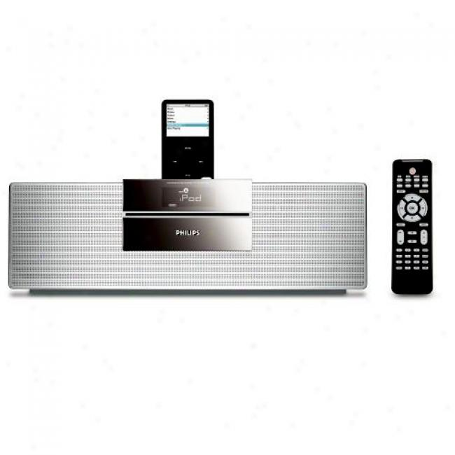 Philips Dcm230 Ipod Docking Executory Micro System