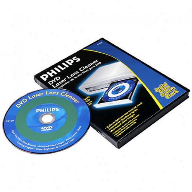 Philips Dvd Lens Cleaner