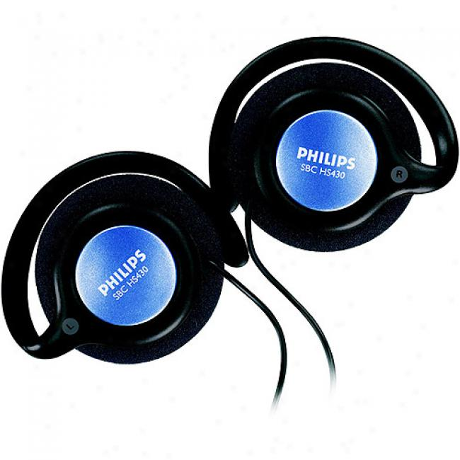 Philips Ear-clips With Low Vents