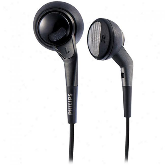 Philips In-ear Earbuds With Twin Vents, She2650