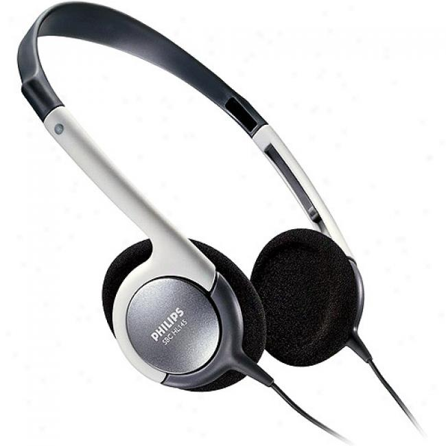 Philips Mid-qize Basic Stereo Headphones