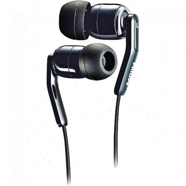 Philips Precise Directional Sound In-ear Headphones