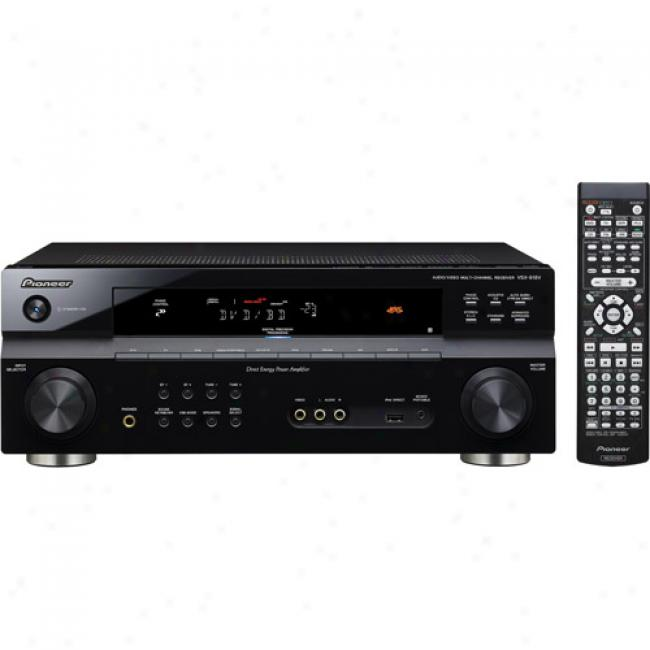 Pioneer 5.1-channel Surround Sound Receiver W/ 600 Watts & Hdmi, Vsx-918v-k