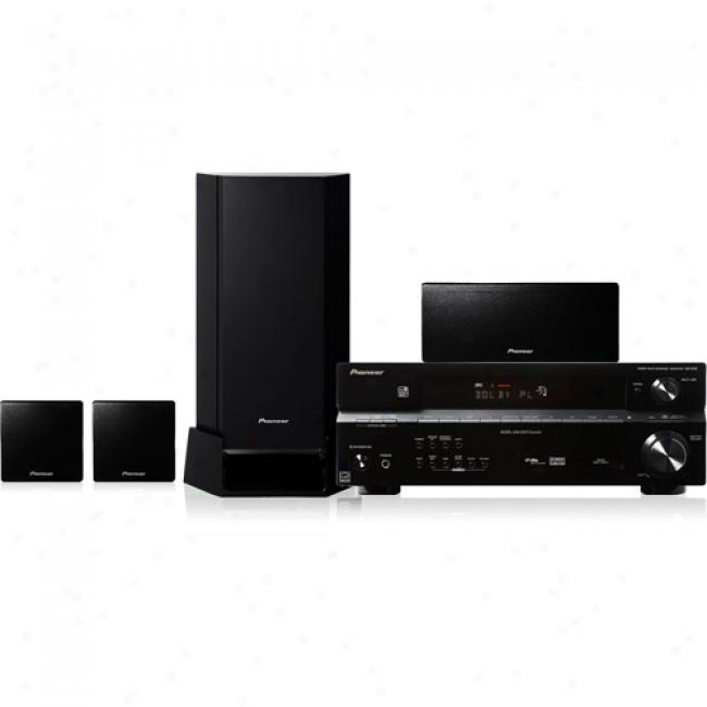 Pioneer 5.1 Surround Sound Home Theater System