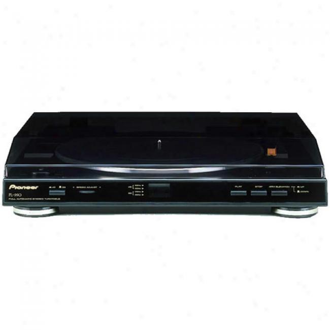 Pioneer Automatic Belt-drive Turntable, Pl-990
