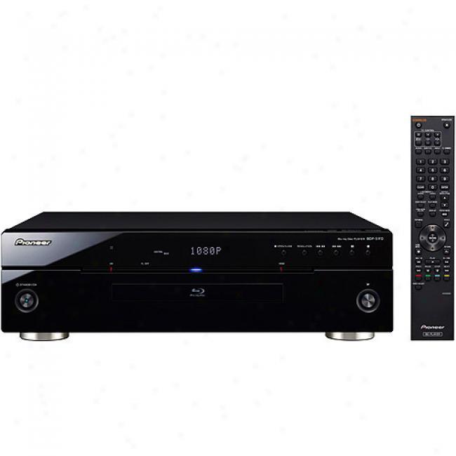 Pioneer Bonus View Blu-ray Disc Player, Bdp-51fd