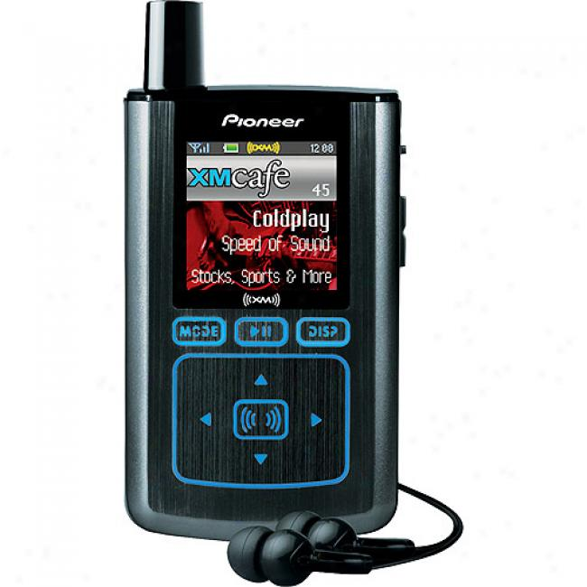 iPoneer Innoxm Receiver And Mp3 Player