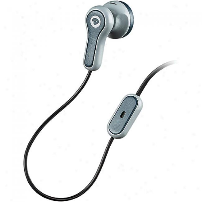 Plantronics M40 In-the-ear Headset W/ In-line Microphone