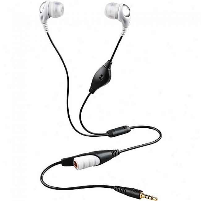 Plantronica Mix 20z Stereo Mobile Headset W/ In-line Connector