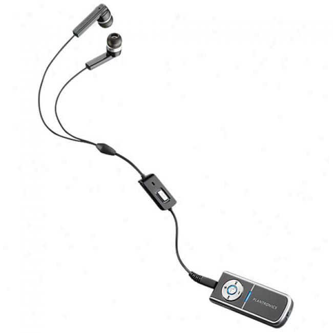 Plantronics Pulsar 260 Stereo Bluetooth Pendant Headset
