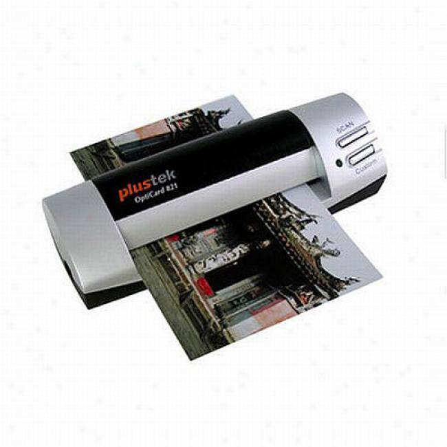 Plustek Opticard 821 Small-documet Scanner