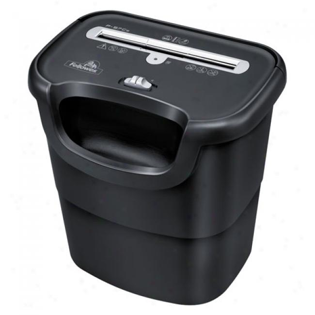 Powershred P-57cs 8 Sheet Shredder