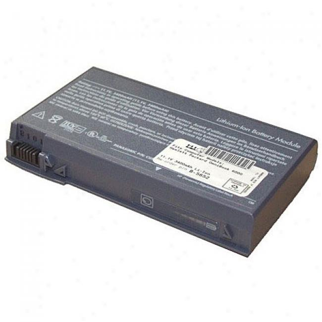 Premium Power Laptop Battery For Hp Omnibook 6000 Series, F2019a