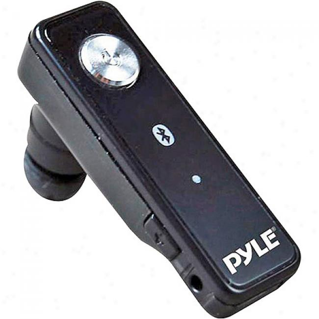 Pyle Bluetooth Headset Attending Automatic Power On/off